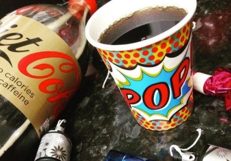 Diet Coke Caffeine Free