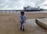 Our daytrip to Weston-Super-Mare