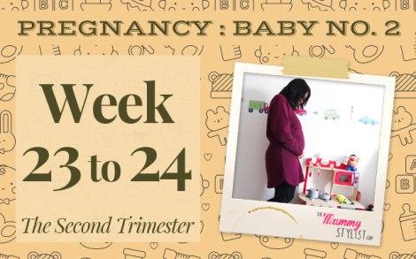 Pregnancy-Second-Trimester-Week-23-24