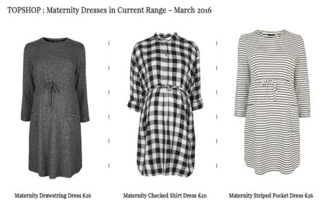 Topshop-Maternity-Pregnancy-Dresses-Range-March-2016
