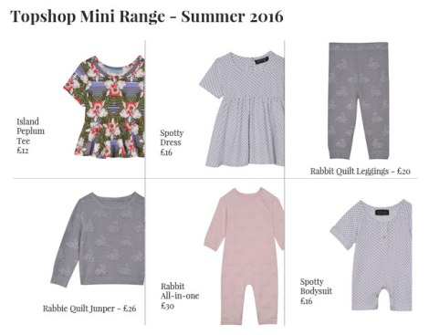 TopShop-Mini-Baby-Range---Summer-2016