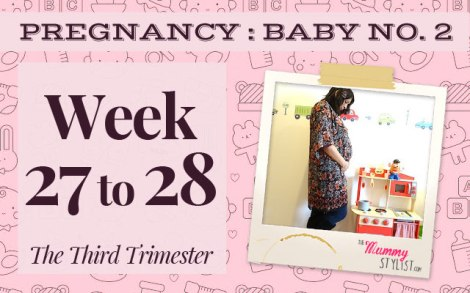 Pregnancy-Third-Trimester-Week-27-28