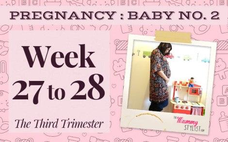 week 27 28 pregnancy update baby no 2 the mummy stylist
