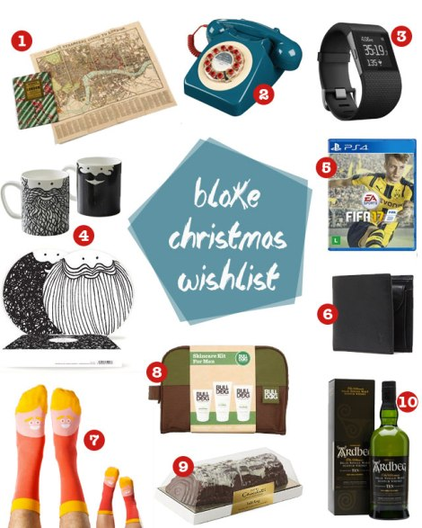 bloke christmas gift guide wishlist