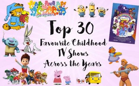 Top Favourite Childhood TV Shows Across The Years The Mummy - Favourite childhood cartoons look real life