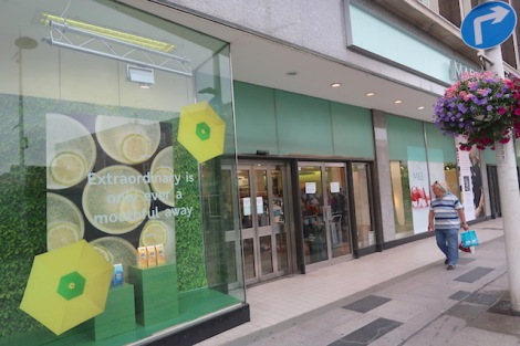 M&S Slough Closing Down July 2017 Marks & Spencer