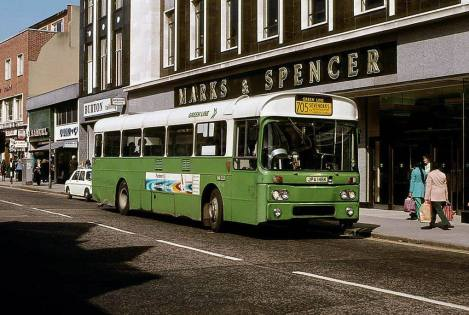 Marks and Spencers Slough 1970s