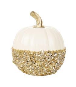 HomeSense-Gold-Glitter-Pumpkin-min
