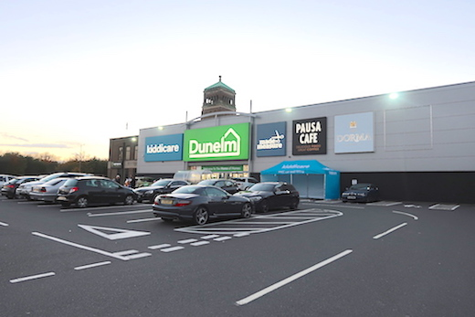 Inside The Newly Refurbished Dunelm In Greenford