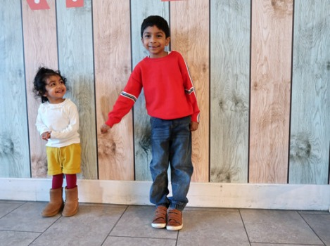 february-siblings