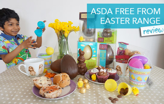 Asda free from easter range review the mummy stylist negle Image collections