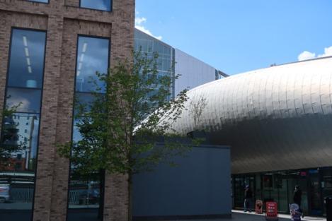 Porter Building, 2 Brunel Place and Slough Bus Station
