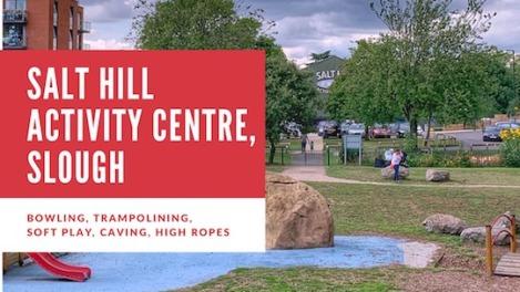 Salt Hill Activity Centre Header - Slough Berkshire