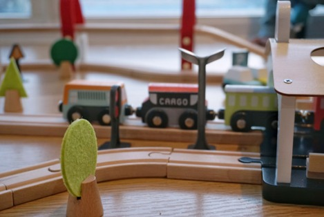 Vertbaudet-Wooden-Toys-Train-Set-1