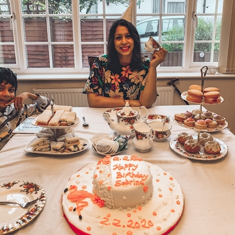 How to do a Birthday Afternoon Tea at Home