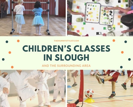 Children's Classes in Slough - Dance, Ballet, Sports, Football, gymnastics, karate, martial arts, street dance, drama, art