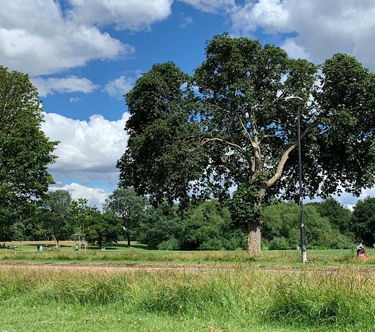 Upton Court Park, Slough, Berkshire