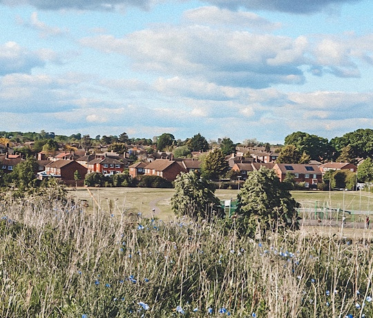 Kennedy Park, Britwell, Slough, Berkshire