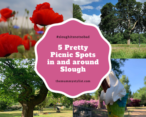 5 pretty picnic spots in Slough, Berkshire