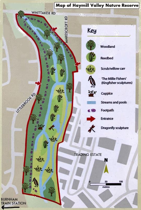 Haymill-Valley-Map- Slough- Berkshire