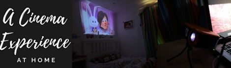 Cinema at Home - Projector