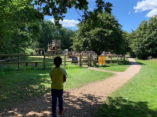 Denham Country Park Adventure Playground