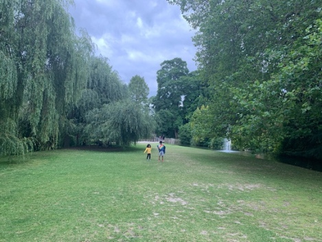 Ray Mill Island, Taplow, Maidenhead, Berkshire