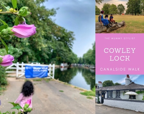 Cowley Lock | Canalside Walk with Playground