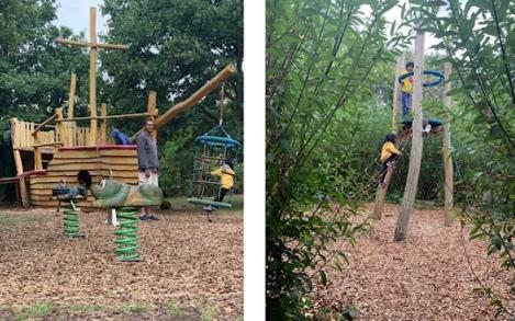 Gruffalo Trail - Horsenden Farm - Playground