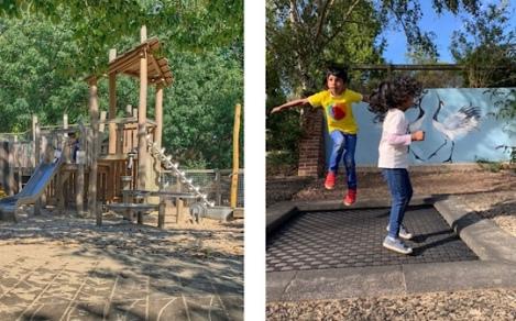 Hanwell Zoo Playground