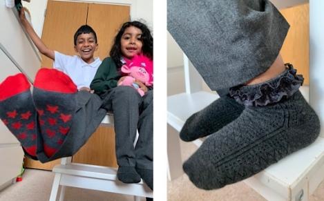 Back to School Uniform Shopping - Sainsbury's TU, Clarks, George at Asda