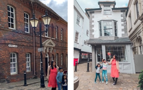 The Crooked House, Windsor, Berkshire