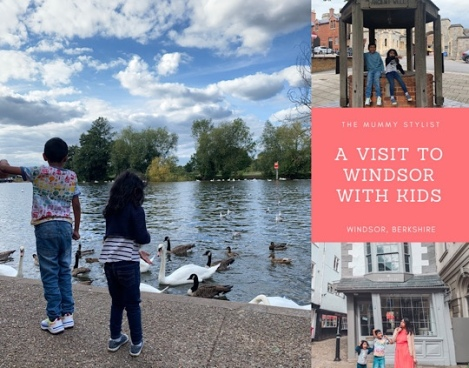 A Visit to Windsor with kids, Berkshire