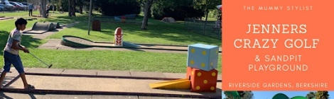 Jenners Crazy Golf & Sandpit Playgrounds - Riverside Gardens, Maidenhead, Berkshire