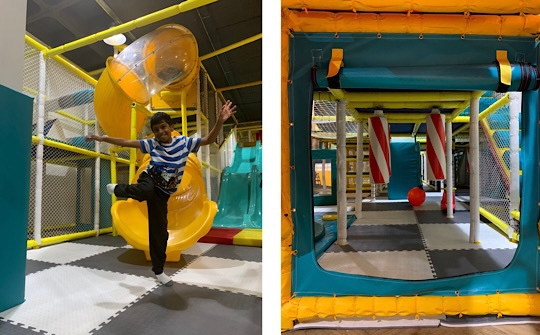 The Jelly Lounge Soft Play, Windsor, Berkshire
